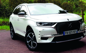 DS 7 CROSSBACK1.6 PURETECH 180ch EAT8 So Chic