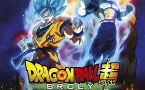 DRAGON BALL SUPER BROLY : retour fracassant au cinéma
