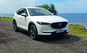MAZDA CX-5 2.2 SkyActiv-D 185ch BVA6 Selection