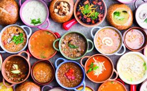 Les secrets d'une bonne soupe !