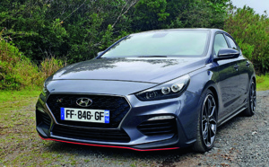 HYUNDAI i30N FASTBACK 275ch Pack Performance+