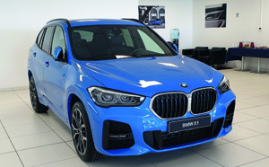 BMW X1 LCI (Facelift)