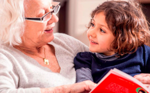 Le congés parent-malade et jeune grand-parents