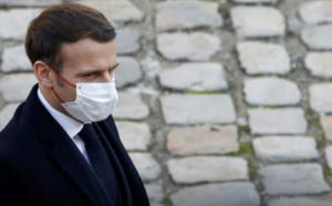 Emmanuel Macron testé positif au COVID 19
