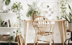 Bureau et maison les espaces se floutent