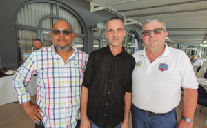Table Ovale du Comité Territorial de Rugby de La Réunion