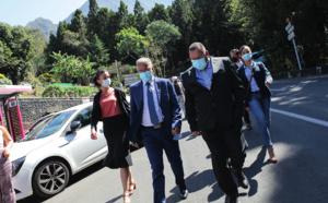 Le Département soutient Cilaos, joyau touristique réunionnais