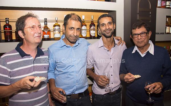 La Maison du Whisky  : Dégustation