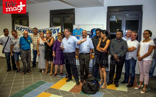Comité Territorial du Rugby Réunionnais : Inauguration