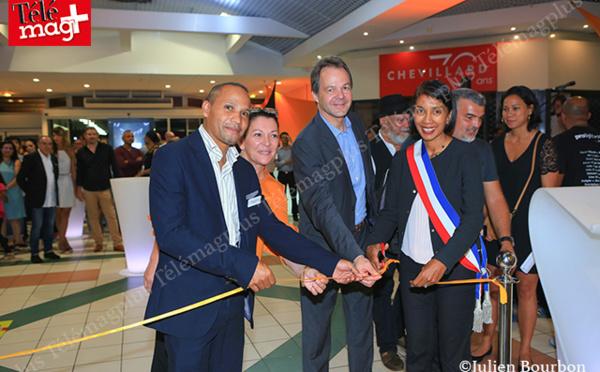 FNAC St Benoit: Inauguration