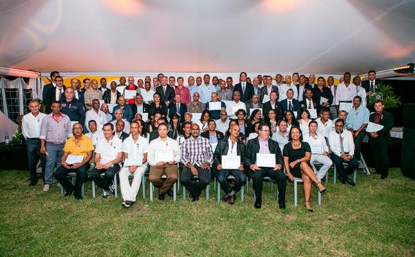 Renault: Médailles du travail