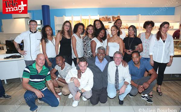 Antonin la plage : Inauguration