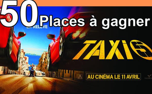 """Cinéma - 50 places à gagner pour """"Taxi 5"""" avec le réseau ICC"""