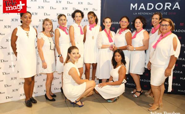 Madora : Soirée Dior