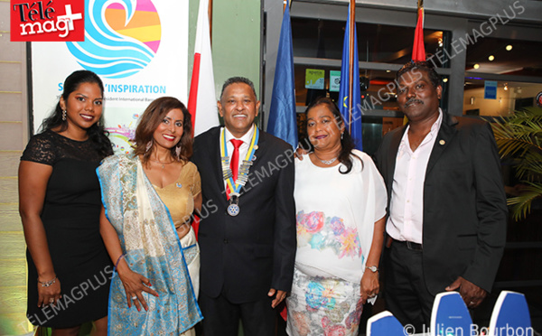 Rotary Club Saint-Paul Baie : Soirée