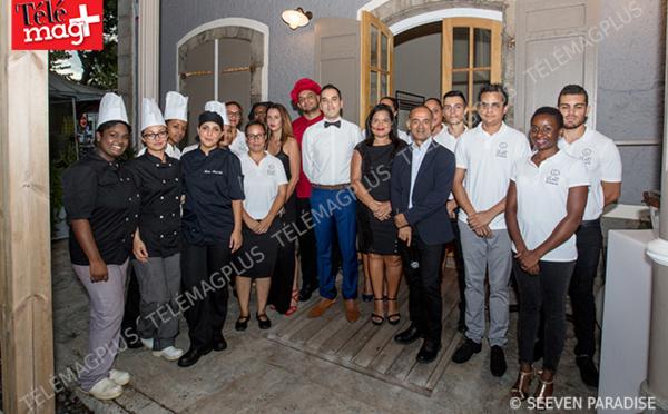 La Gare Brasserie : Inauguration
