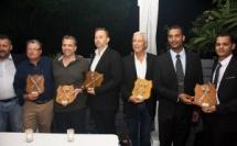 Club des uniques : Fourchettes d'Or 2016