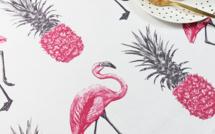 Trop cool,  la tendance Flamingo !