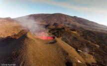 Piton de la Fournaise : Éruption 2017