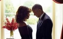 Gros contrat d'édition pour le couple Obama