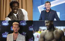 Matt Pokora, Omar Sy et Teddy Riner inspirent l'optimisme aux Français