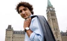 Canada : Des photos de Justin Trudeau jeune enflamment la toile!
