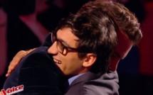 The Voice: les larmes de Vincent Vinel