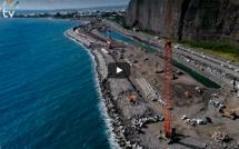 NRL l'incroyable défi : la digue nord