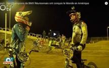 O'Sport : Des Champions de BMX Réunionnais ont conquis le Monde en Amérique