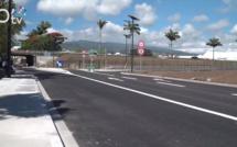 Inauguration d'une nouvelle bretelle d'accès à la RN2 depuis St-Andre