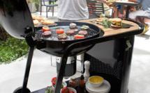 Barbecue, plancha et brasero… Au menu : grillades party !