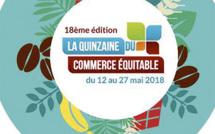 8E ÉDITION DE LA QUINZAINE DU COMMERCE ÉQUITABLE : PARTICIPEZ !