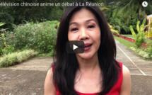 La télévision chinoise anime un débat à La Réunion