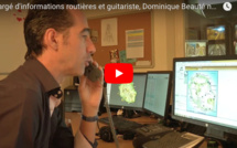 Chargé d'informations routières et guitariste, Dominique Beauté nous raconte son parcours !