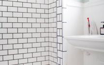 Une salle de bain relookée !