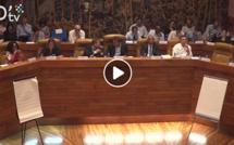 Vidéo - Assemblée Plénière : les orientations budgétaires 2019