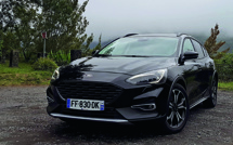 Ford Focus Active 1.5 Ecoboost 150ch