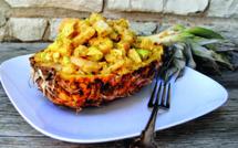3 recettes à l'ananas