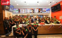 Burger King : Inauguration