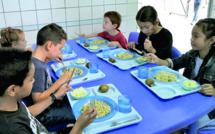 Saint-Paul teste le végétarisme à l'école