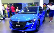 Peugeot 208, version 2019