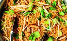 S'y retrouver dans les différents types de nouilles asiatiques !