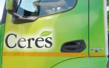 Marie-Pierre Plante Chauffeur livreur sur un 19 tonnes