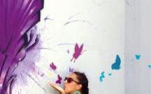 Dey, Graffeuse « Développer une culture féminine du graffiti de manière humble mais engagée »