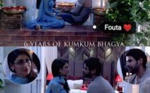 La série Kumkum bhagya fête ses 6 ans !