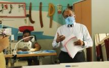 Ville de Saint-Denis : Opération Fé le Mask
