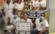 Le Département auprès des soignants 1 600 paniers fraicheurs livrés