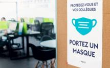 COVID-19 : DES MESURES D'HYGIÈNE STRICTES ENTRE LE TRAVAIL ET LA MAISON