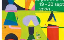 LA 37e ÉDITION DES JOURNÉES EUROPÉENNES DU PATRIMOINE, LES 19 et 20 SEPTEMBRE 2020
