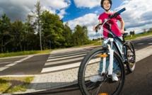 Premiers trajets en vélo, apprenez-lui à bien circuler
